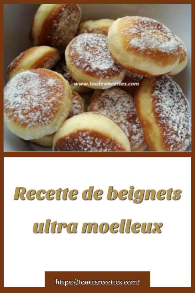 Comment préparer la Recette des beignets ultra moelleux