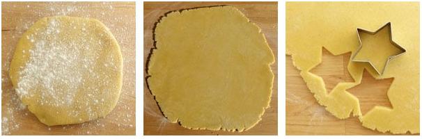 Comment préparer la Recette Sablés au beurre de Noël (Butterbredeles)