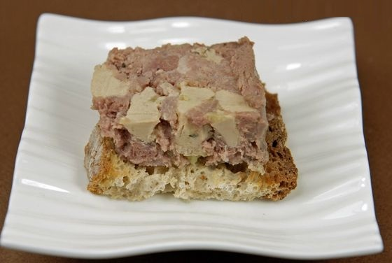 Comment préparer la Terrine de canard au foie gras etapes