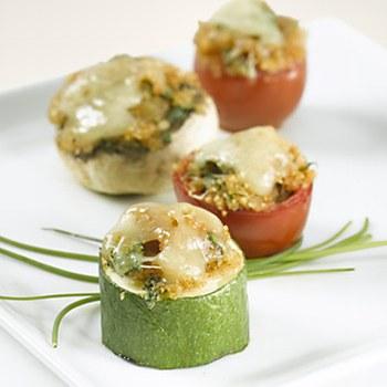 Comment préparer les légumes farcis etapes