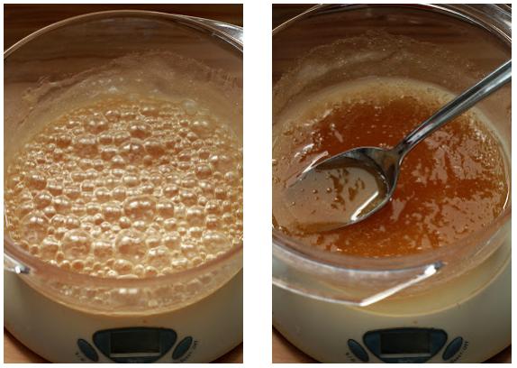 Comment préparer le Caramel inratable express en 5 minutes au micro ondes etape 2