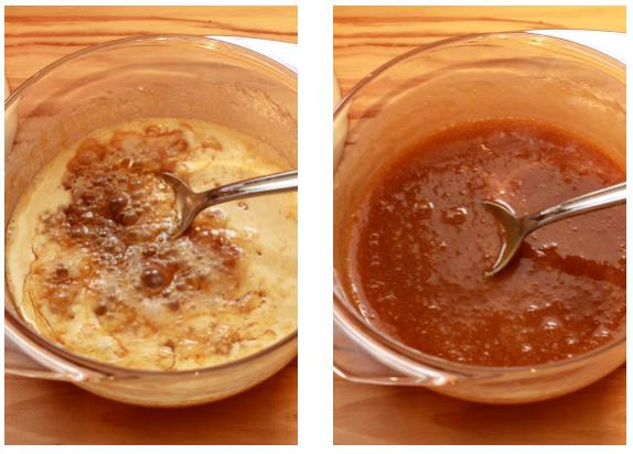 Comment préparer le Caramel inratable express en 5 minutes au micro ondes etape 4