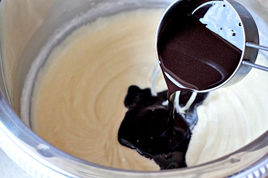 Comment préparer le Gâteau au chocolat rapide et inratable etape 1