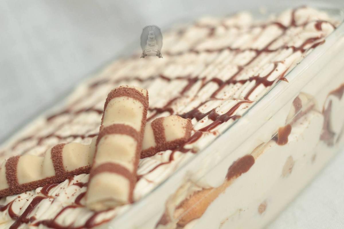 Tiramisu Kinder Bueno White dessert incontournable