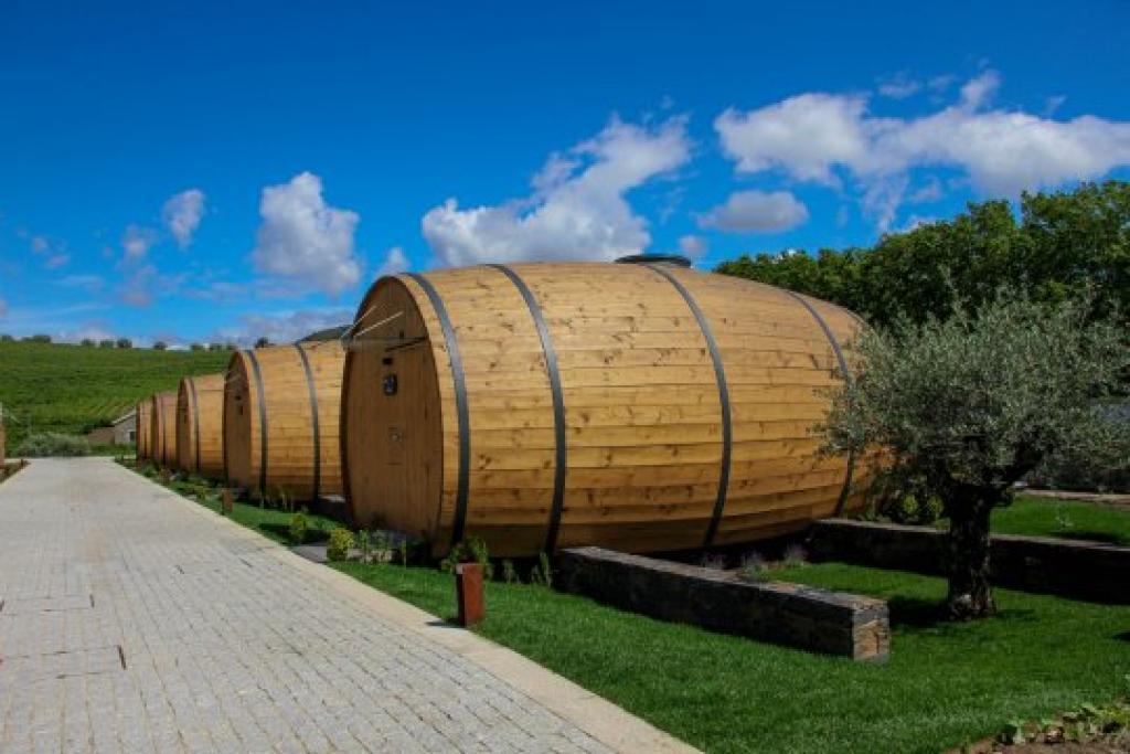 hébergement original au Portugal pour les amateurs de vin