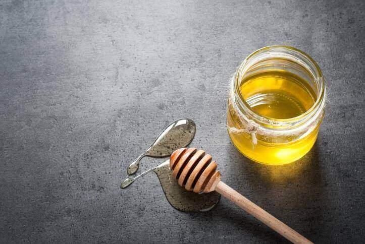 Sirop de miel au citron