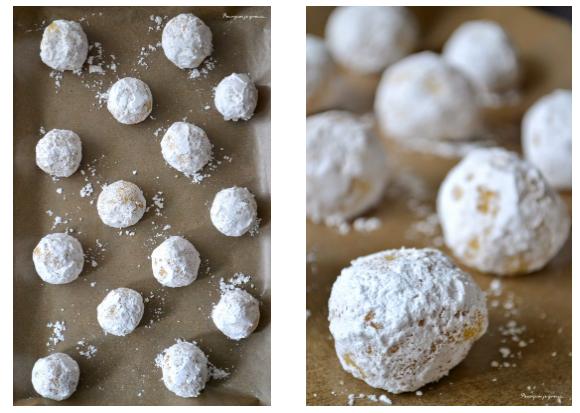 La recette des cookies au citron preparation