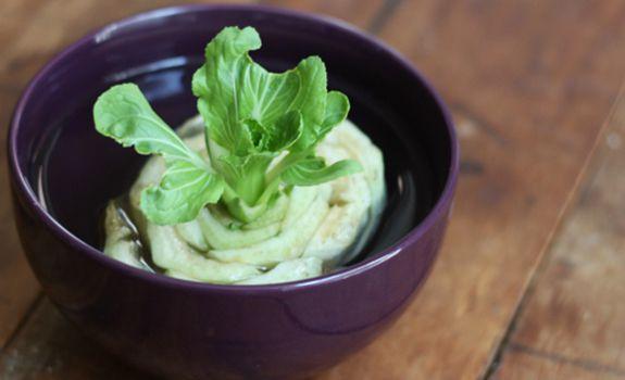 Astuces pour faire pousser les légumes: Le chou chinois