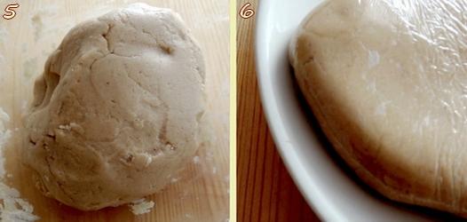Comment préparer des Bonhommes pain d'épice etape 2