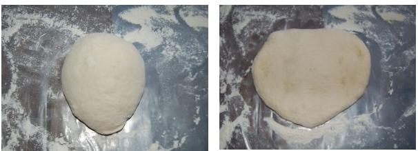 Comment préparer la Baguette Inratable fait maison etape 2