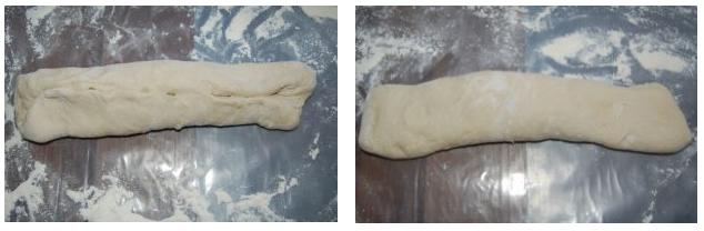 Comment préparer la Baguette Inratable fait maison etape 4