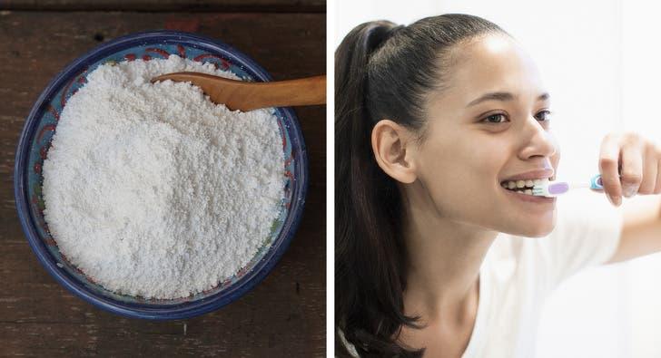 D'autres aliments favorisant la blancheur